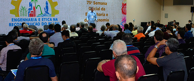 75ª SOEA - Brasil forma 35 mil engenheiros civis por ano