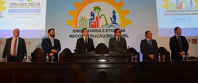 75ª SOEA - Em ano de eleição, Soea debate conjuntura política