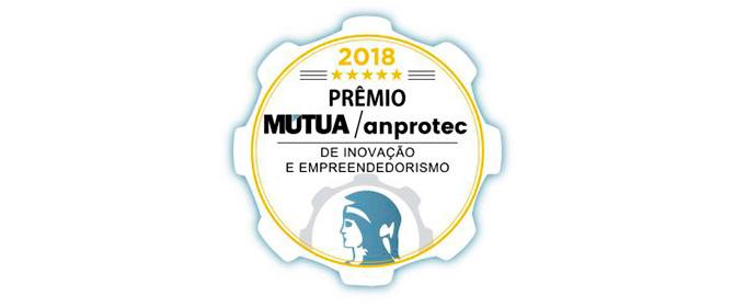 Abertas as inscrições para o Prêmio Mutua/Anprotec 2018