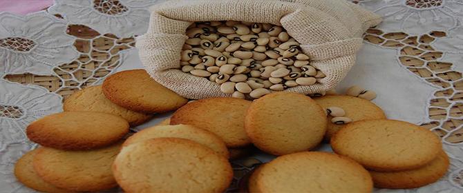 Biscoito de feijão-caupi é mais nutritivo e não contém glúten