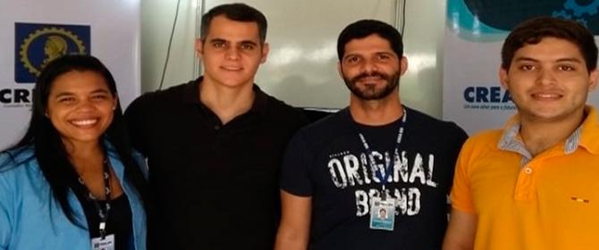 Crea Júnior e Crea-RN participam da Cientec 2018
