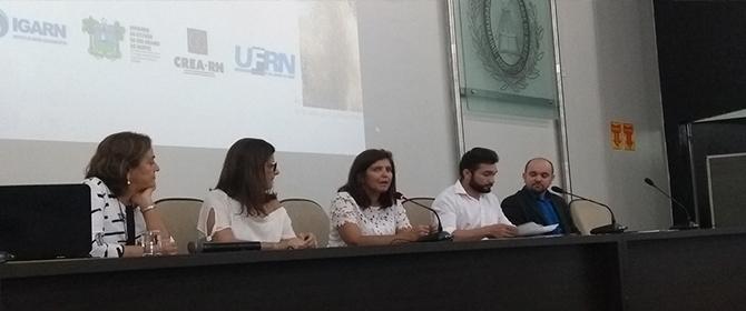 Crea-RN e Idiarn firmam parceria na área de poços