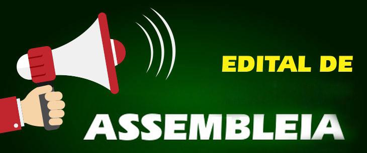 Editais de assembléia 002 e 003 de 2016