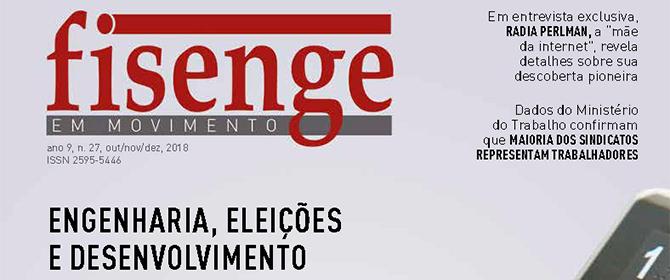 Revista Fisenge Em Movimento nº27